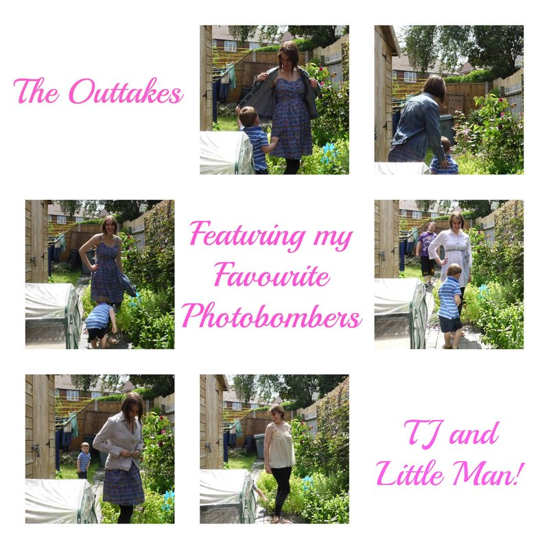 Outtakes for Blog